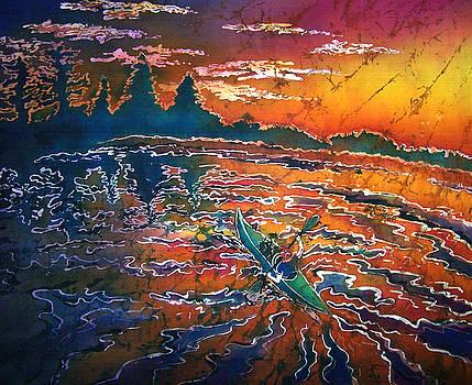 Sue Duda - Kayak Serenity