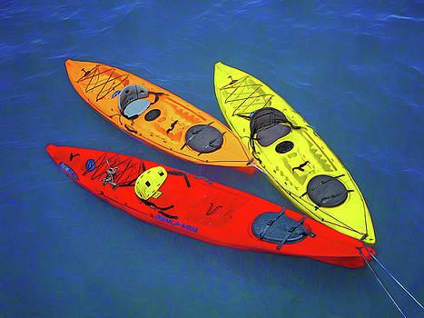 Nikolyn McDonald - Kayak Trio