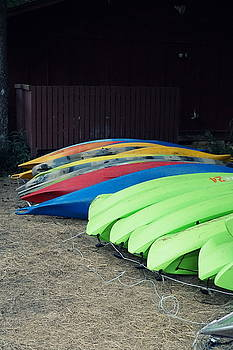 Laurie Perry - Kayaks To Rent