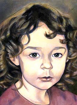 Kaylie by Jonathan Weber