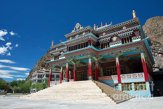 Kaza Monastery by Yew Kwang