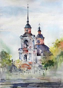 Kazhim - Komi Republic- Russia by Natalia Eremeyeva Duarte