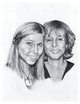 KB and Moms by Mike Hawkins