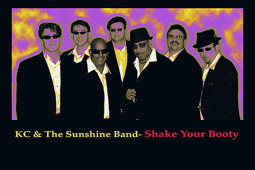 KC and The Sunshine Band by Michael Chatman