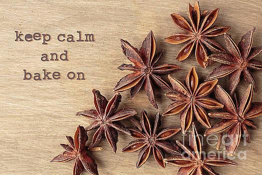 Edward Fielding - Keep Calm and Bake On