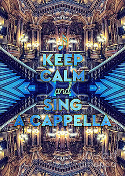 Beverly Claire Kaiya - Keep Calm and Go Sing A Cappella Opera Garnier Paris