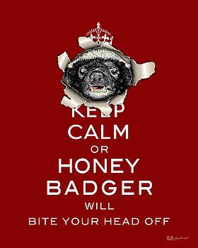 Serge Averbukh - Keep Calm Or Honey Badger...
