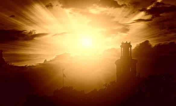 Keep Shining On by Aurelio Zucco
