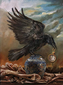 Keeper of Time by Margot King