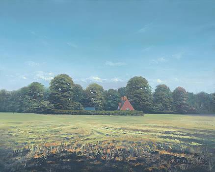 Keeper's Cottage, Binfield Heath. by Richard Picton
