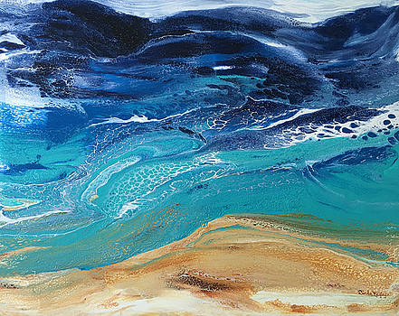 Ebb Tide by Linda Kegley