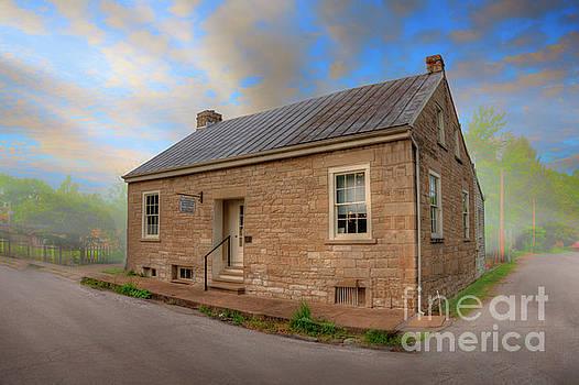 Larry Braun - Keil Stone House