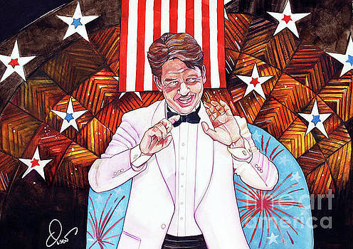 Keith Lockhart and the Boston Pops 4th of July by Dave Olsen