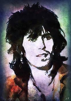 Keith Richards by Sergey Lukashin
