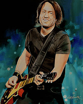 Keith Urban by Bill Dunkley