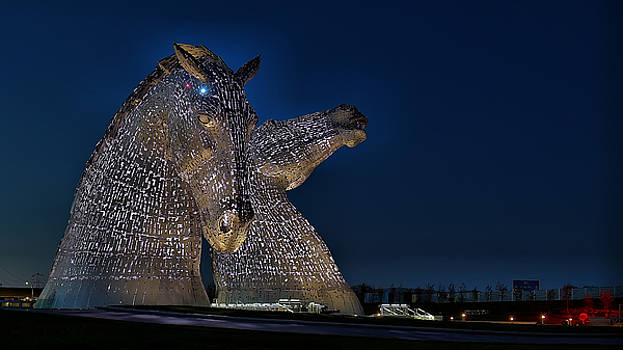 Kelpies by Andy Griffiths