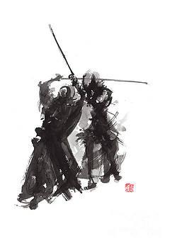 Kendo by Mariusz Szmerdt