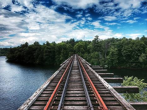 Nick Heap - Kennebec River Trestle