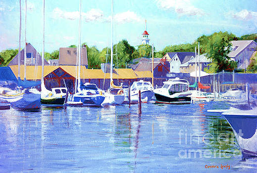 Kennebunk River Blues by Candace Lovely