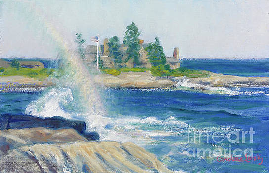 Kennebunkports Rainbow by Candace Lovely