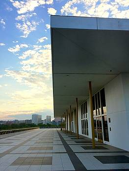 Kennedy Center Terrace in DC by Lexi Heft