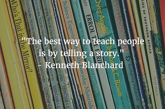 Kenneth Blanchard Quote by Matt Create