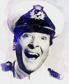 John Springfield - Kenneth Williams, Carry On Actor