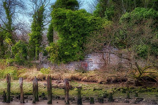Kennetpans Distillery Ruins by Jeremy Lavender Photography