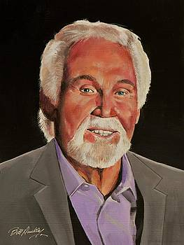 Kenny Rogers by Bill Dunkley