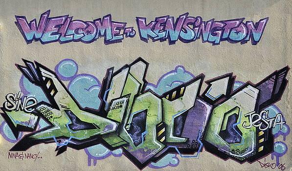 Kensington Market Toronto by Andrea Kollo