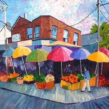 Kensington Market by Diane Arlitt