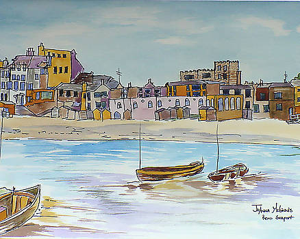Kent Seaport by Jo Anna McGinnis