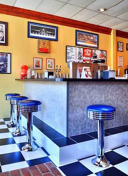 Mel Steinhauer - Kentucky Blue Diner