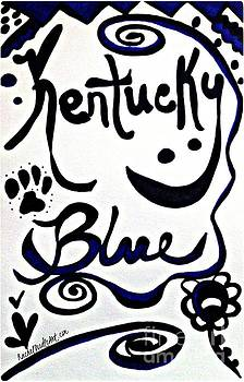 Kentucky Blue by Rachel Maynard