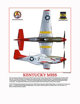 Kentucky Miss by Jerry Taliaferro