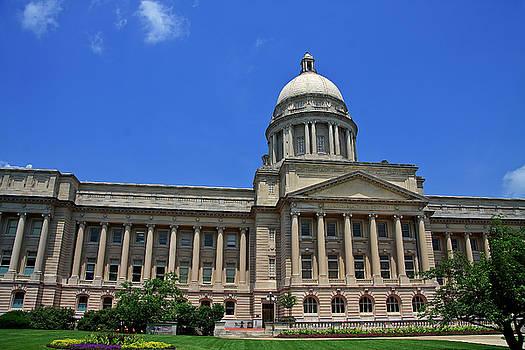 Jill Lang - Kentucky State Capitol