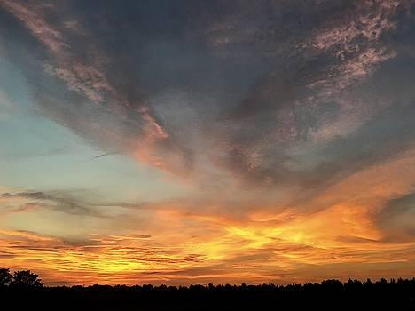 Kentucky Sunset - 1 by Randy Muir