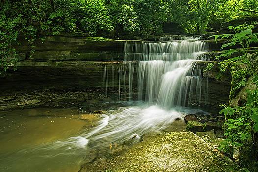 Kentucky waterfalls by Ulrich Burkhalter