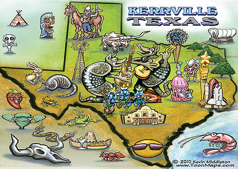 Kevin Middleton - Kerrville Texas