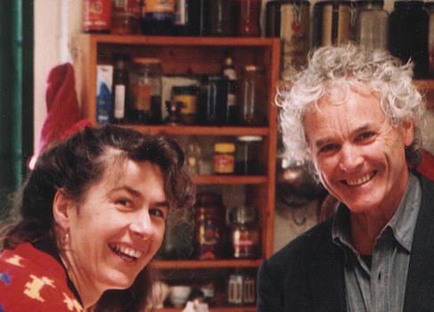 Kerry Gavin and Richard Lee 1995 by Richard Lee