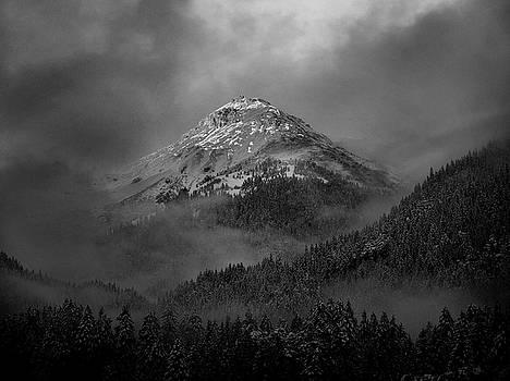Kesselspitze, Tirol by James Clancy
