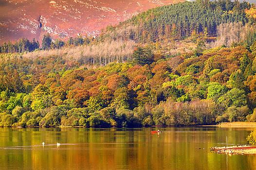 Dominick Moloney - Derwentwater Keswick lake