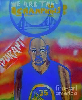 Kevin Durant MVP by Tony B Conscious