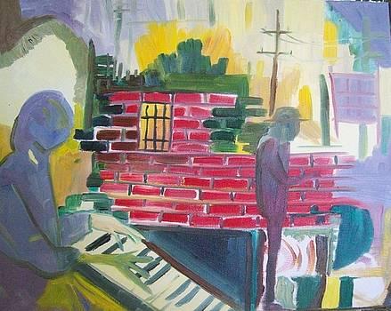 Key Jazz 1 by James Christiansen