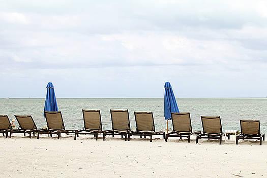 Key Largo Beachfront by Art Block Collections