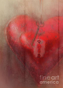 Key To My Heart by Pam  Holdsworth