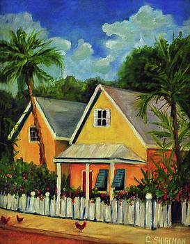 Carolyn Shireman - Key West Cottage