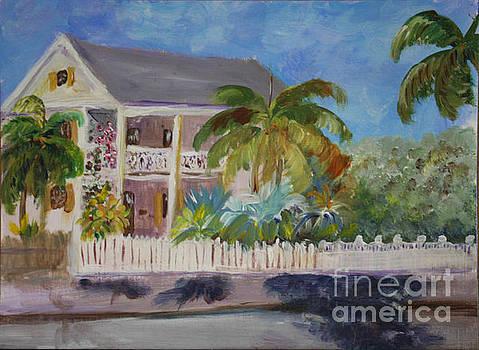 Donna Walsh - Key West Cottage