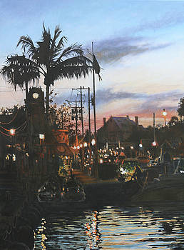 Key West  by David McEwen