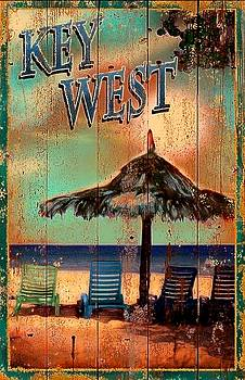 Key West Florida by Michael Todd